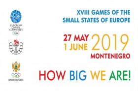 Games of the Small States Of Europe Chefs de Mission meeting successfully held in Montenegro