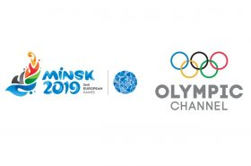 EOC inks partnership with Olympic Channel to provide Minsk 2019 daily live streaming coverage