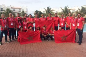 Morocco, Tunisia and Algeria at the top of the African Beach Games