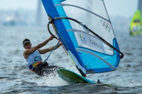 Cypriot windsurfer Cariolou qualifies for fifth Olympics