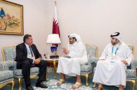 Μνημόνιο συνεργασίας μεταξύ της Ελληνικής και της Ολυμπιακής Επιτροπής του Κατάρ