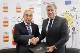 To πρόγραμμα «Δημιουργώντας το μέλλον σου» της Ισπανικής Ολυμπιακής Επιτροπής