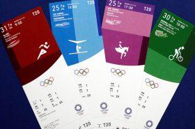Παρουσιάστηκαν τα σχέδια των εισιτηρίων του Τόκιο