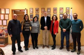 TheAlbanianNOC participates in the Francophone Sports Volunteering programme