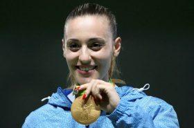Greek female athlete, Korakaki, to launch Olympic torch relay for 1st time