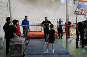 TheTurkish NOC organized technical course for coaches