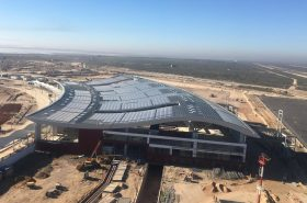 """""""The inauguration of the new Oran airport will be held before the opening of the Mediterranean Games"""""""
