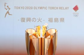 Tokyo 2020 postponed the Olympic Torch Relay