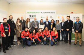 To αθλητικό κέντρο για πρόσφυγες στη Χετάφε θα ονομαστεί «Alejandro Blanco»