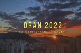 New videoconference meeting for the Mediterranean Games in Oran