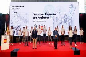 """The campaign """"For a Spain with values"""" of the Spanish Olympic Committee"""