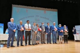 Tunisian Olympic Committee recognises athlete efforts in fight against pandemic