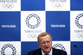 """""""The Tokyo Olympics will take place with or without coronavirus"""""""