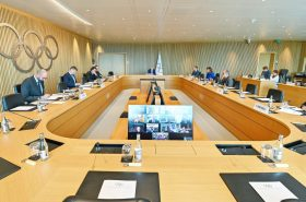 IOC Session in Athens to take place from 10 to 12 March 2021