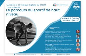 "Morocco: Videoconference on the theme ""The journey of a high-level athlete"""
