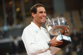 The Spaniard Nadal crushes Djokovic and wins 13th title and 20th Grand Slam