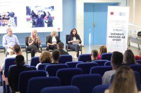 Le Forum «La santé mentale dans le sport» du Comité Olympique Albanais