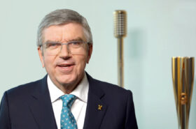 IOC President highlights increased role of sport and solidarity in his New Year's video message