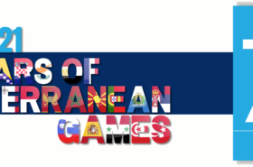 The anniversary video for the 70 years of the Mediterranean Games