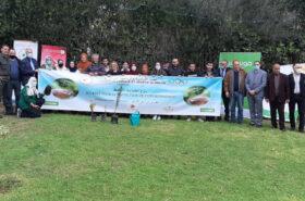 Le CNO algérien a organisé une opération de plantation d'arbres