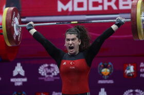 Τουρκία, Γαλλία, Ιταλία και Αλβανία κατέκτησαν μετάλλια στο Ευρωπαϊκό Πρωτάθλημα Άρσης Βαρών