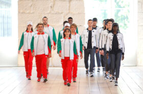 Team Portugal unveiled Olympic uniforms