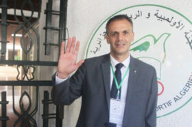 Abderrahmane Hammad reelected President of the Algerian Olympic and Sports Committee