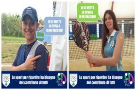 Le Comité Olympique de Saint-Marin soutient la campagne de vaccination