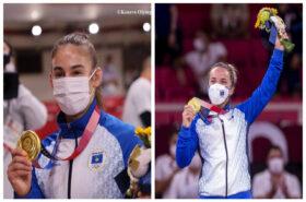 Tokyo 2020 : le Kosovo remporte deux médailles d'or
