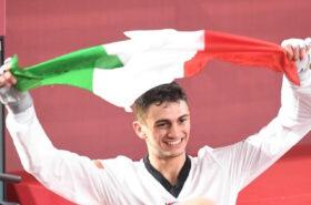 Tokyo 2020 : l'Italien Vito Dell'Aquila médaillé d'or, le Tunisien Mohamed Khalil Jendoubi médaillé d'argent