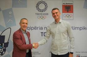Gerti Shima nommé Secrétaire Général du Comité Olympique albanais
