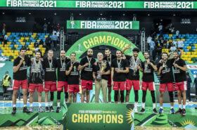 La Tunisie championne de l'Afrobasket 2021