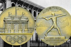 The first Mediterranean Games took place in Alexandria 70 years ago